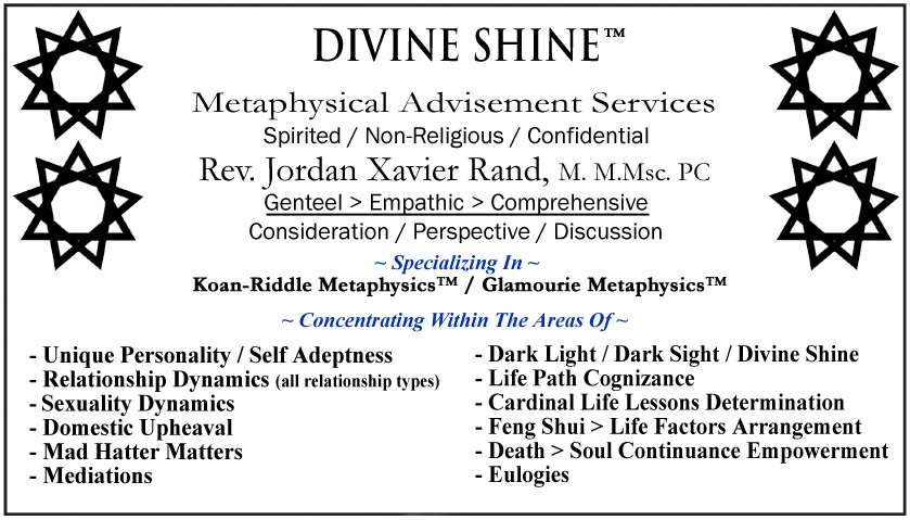 Divine Shine Business Card